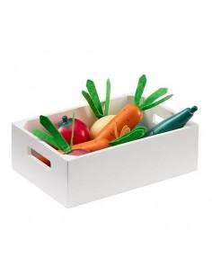 Bistro Skrzynka z Warzywami +3 lata, Kids Concept