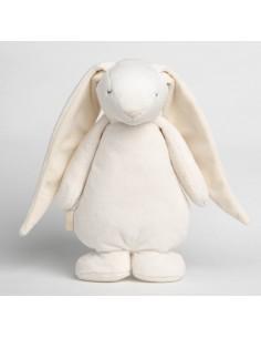 Szumiący króliś z lampką Cream, Moonie