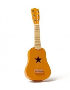 Gitara dla dziecka Yellow +3 lata, Kids Concept