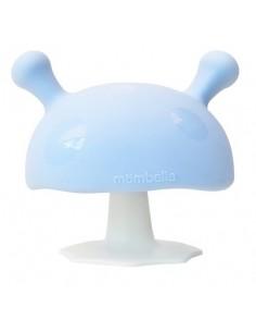 Gryzak Mushroom Light Blue +3 m-ce, Mombella