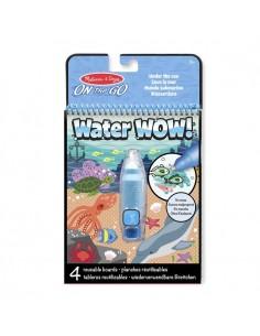 Kolorowanka wodna Water Wow! Podwodny Świat +3 lata, Melissa and Doug