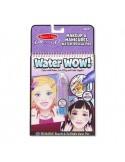 Kolorowanka wodna Water Wow! Make Up +3 lata, Melissa and Doug