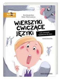 Wierszyki ćwiczące języki, czyli rymowanki logopedyczne dla dzieci +3 lata