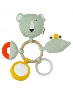 Aktywizująca zabawka sensoryczna Mr. Polar Bear, Trixie