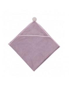 Ręcznik bambusowy S Dusty Pink 85x85 cm, Malomi