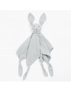 Przytulanka króliczek Huggy szary, Bim Bla