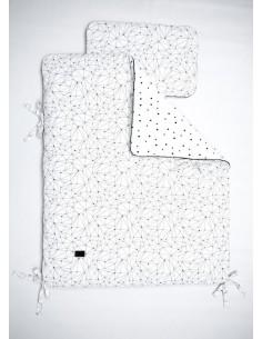 Pościel z wypełnieniem Dream Sticks 90x110 cm, Sleepee