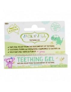 Naturalny żel łagodzący ząbkowanie 15g, Jack and Jill