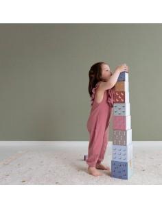 Kartonowa wieża Little Goose +18 m-cy, Little Dutch