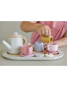 Zestaw Tea set +2 lata, Little Dutch