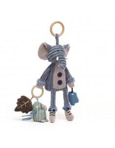 Słonik Cordy Roy 28 cm zabawka aktywna, Jellycat