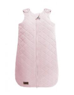 Welurowy Śpiworek do Spania Royal Baby Pink 4-24 m-ce, Sleepee