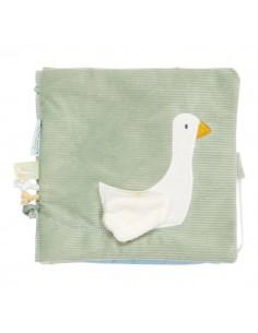 Książeczka aktywizująca Little Goose +0, Little Dutch