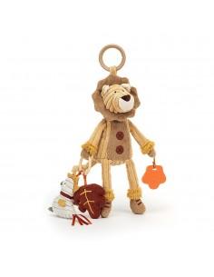 Lew Cordy Roy 28 cm zabawka aktywna, Jellycat