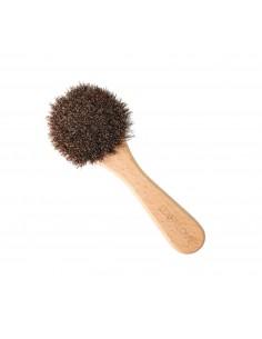 Profesjonalna szczotka do twarzy i szyi - naturalne włosie, Lullalove