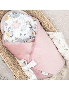 Rożek niemowlęcy ocieplany Mam and Me, Colorstories