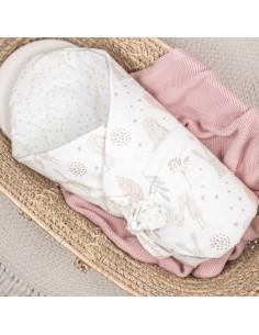 Rożek niemowlęcy Bunny New, Colorstories