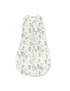 Śpiworek cienki dla niemowlaka 1.0 Tog Woodland, Colorstories