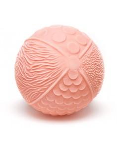 Piłeczka sensoryczna Róż +0, Lanco