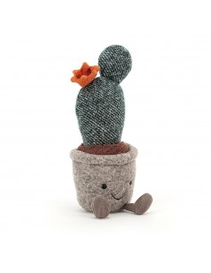 Roślina w doniczce Silly Succulent Prickly Pear Cactus, Jellycat