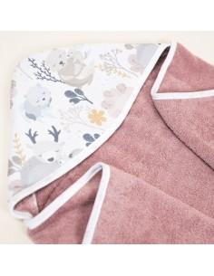 Ręcznik Bawełniany Przedszkolaka Mom and Me Brudny Róż, Colorstories