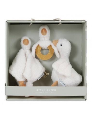 Zestaw prezentowy Little Goose +0, Little Dutch