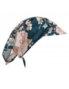 Bambusowa chustka z daszkiem Peonie, Samiboo