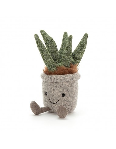 Roślina w doniczce Silly Succulent Aloes, Jellycat