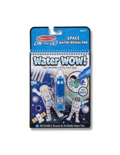 Kolorowanka wodna Water Wow! Kosmos +3 lata, Melissa and Doug