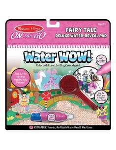 Kolorowanka wodna Water Wow! DELUXE Bajka +5 lat, Melissa and Doug
