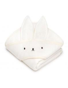 Bambusowy ręcznik cream 85x85 cm, Memi