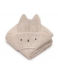 Bambusowy ręcznik sand 85x85 cm, Memi