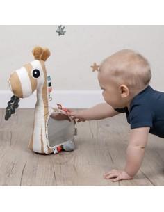 Lusterko Stojące Raffi Mustard, Done by Deer