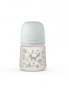 Butelka do karmienia SX PRO Fox Szara 150ml, Suavinex