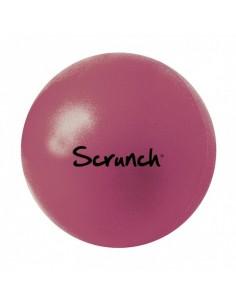 Piłka silikonowa Scrunch Wiśniowy, Funkit World