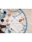 Worek, miękka mata do zabawy Soft Baobab Moulin Roty, play & go