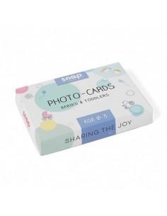 Foto karty dla dzieci 0-3 lata ENGLISH VERSION, Snap The Moment