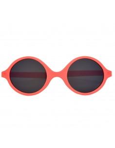 Okulary przeciwsłoneczne Diabola 0-12 m-cy Grapefruit, Ki ET LA