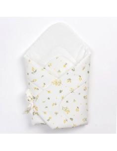 Rożek niemowlęcy Yellow Mellow, Bim Bla