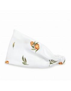 Bambusowa opaska z gumką Secret L, Qbana Mama