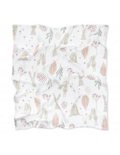 Otulacz bambusowy 75x75 Bunny New, Colorstories