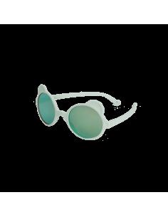 Okulary przeciwsłoneczne OURS'ON 2-4 lata Almond Green, Ki ET LA