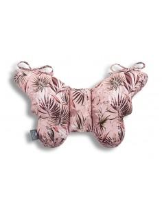 Poduszka Antywstrząsowa Motylek Jungly Powder Pink, Sleepee