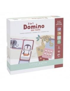 Domino Zoo +3 lata, Little Dutch