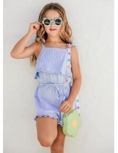 Okulary przeciwsłoneczne Bellis Bluehave 3-10 lat, Elle Porte