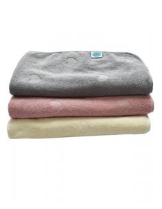 Ręcznik bawełniany Dusty Pink 70x70 cm, Pink No More