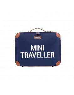 Walizka dziecięca Mini Traveller Granatowa, Childhome