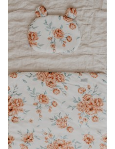 Poduszka bawełniana miś Bloom Revival, Qbana Mama