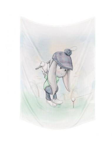 Otulacz bambusowy Effik Golfista 70x100cm, Effiki