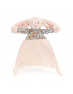 Dou Dou przytulanka króliczek Blossom Pudrowy, Jellycat